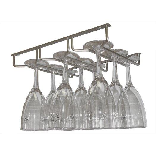 Vinotemp Epicureanist Sectional Wine Glass Hanger