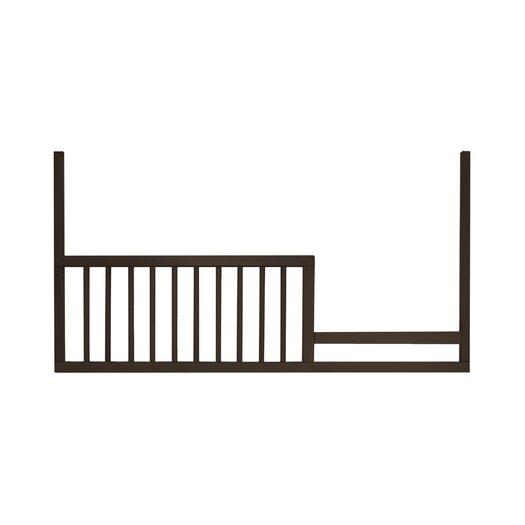 DwellStudio Mid-Century Espresso Toddler Rail