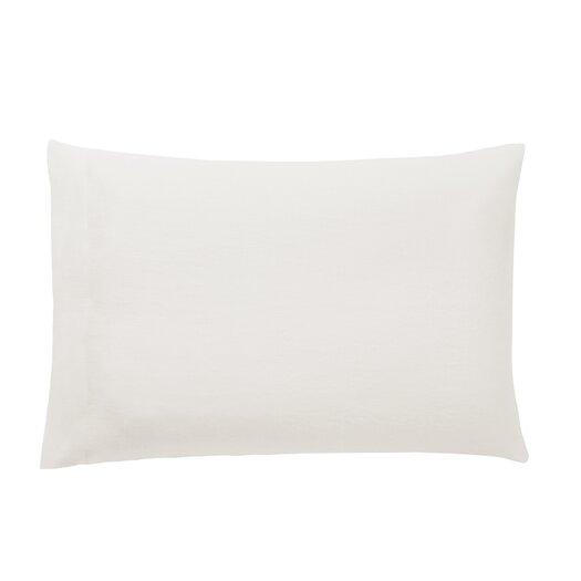 DwellStudio Linen Pearl Case