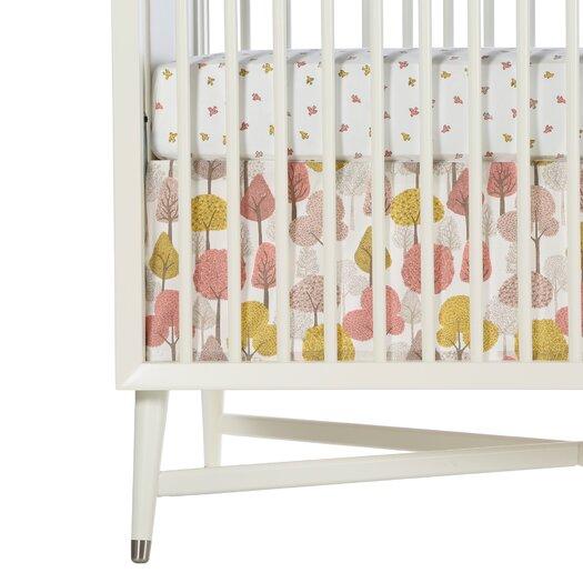 DwellStudio Treetops Canvas Crib Skirt