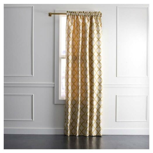 DwellStudio Casablanca Geo Curtain Panel