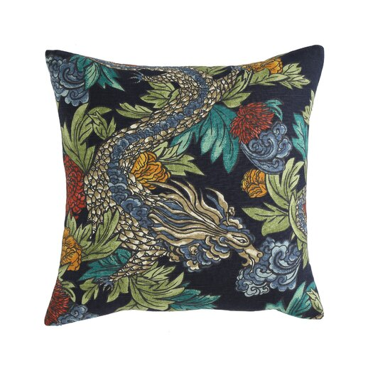 DwellStudio Ming Dragon Admiral Pillow