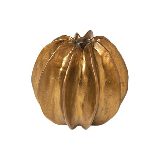 DwellStudio Sea Star Antique Gold Vase