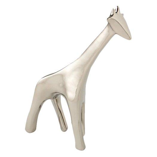 DwellStudio Giraffe Silver Object