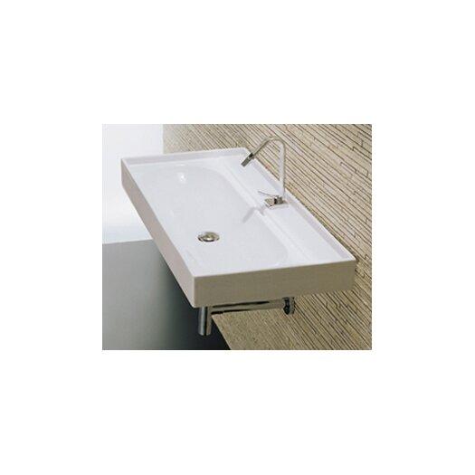 LaToscana Piano Wall Mount Bathroom Sink