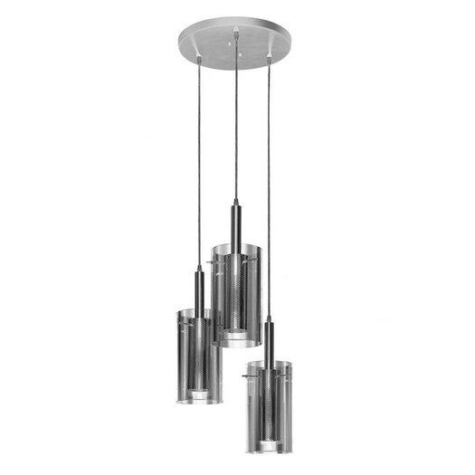 Sonneman Zylinder 5 Light Cascade Pendant