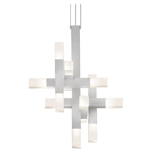 Sonneman Connetix 13 Light Mini Pendant