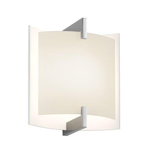 Sonneman Double Arc LED Wall Sconce