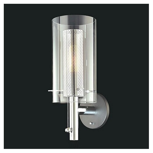 Sonneman Zylinder 1 Light Wall Sconce