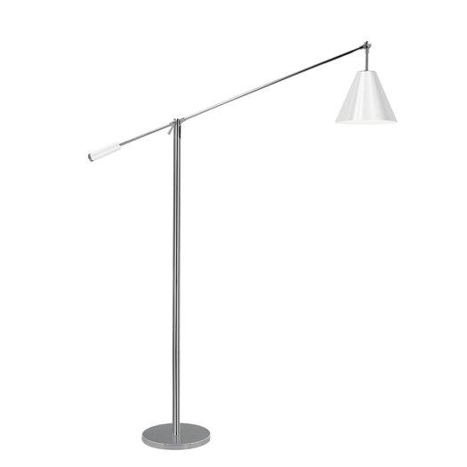 """Sonneman Unoluci 56"""" Task Floor Lamp"""