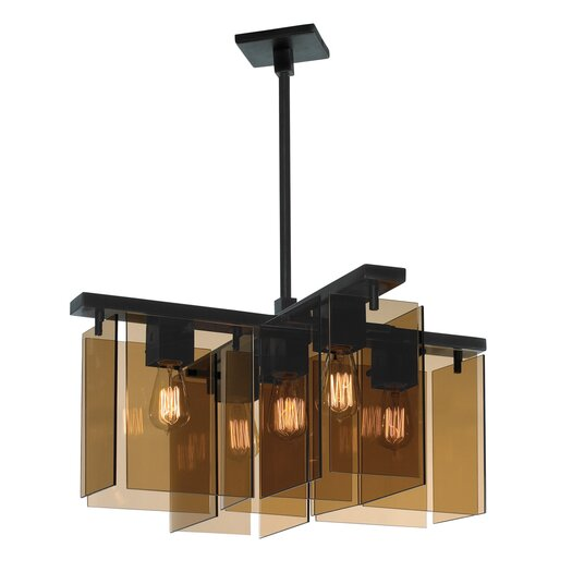 Sonneman 5 Light Foyer Pendant