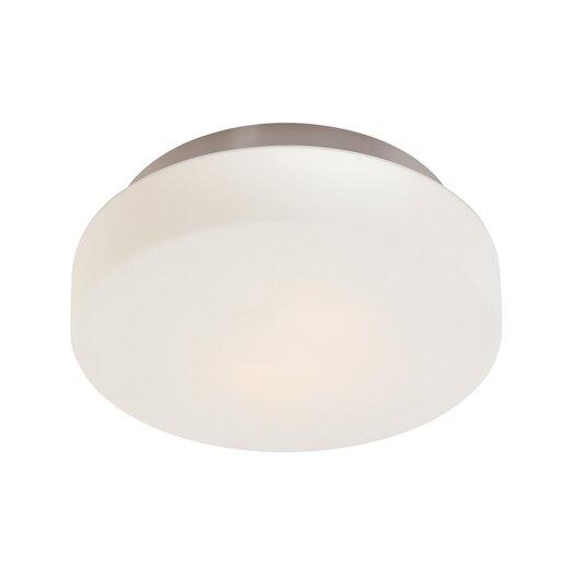 Sonneman Pan 3 Light Flush Mount