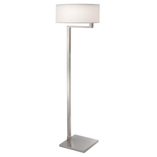 "Sonneman Quadratto 53"" Task Floor Lamp"