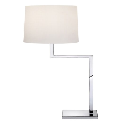 """Sonneman Thick Thin 29"""" H Table Lamp with Empire Shade"""