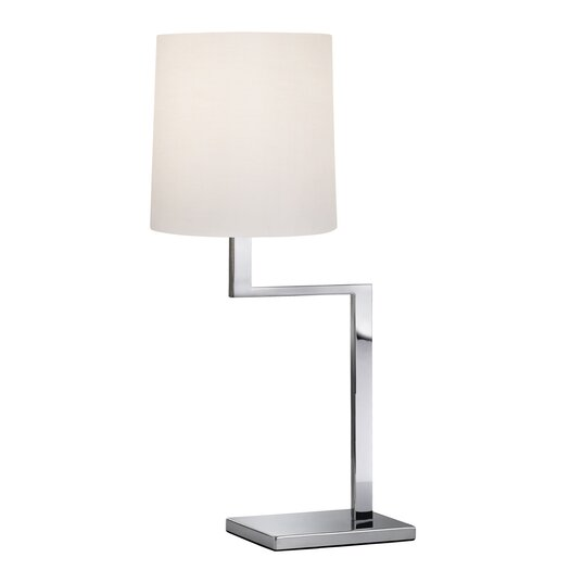 """Sonneman Thick Thin 24"""" H Table Lamp with Empire Shade"""