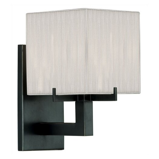 Sonneman Boxus Short 1 Light Wall Sconce
