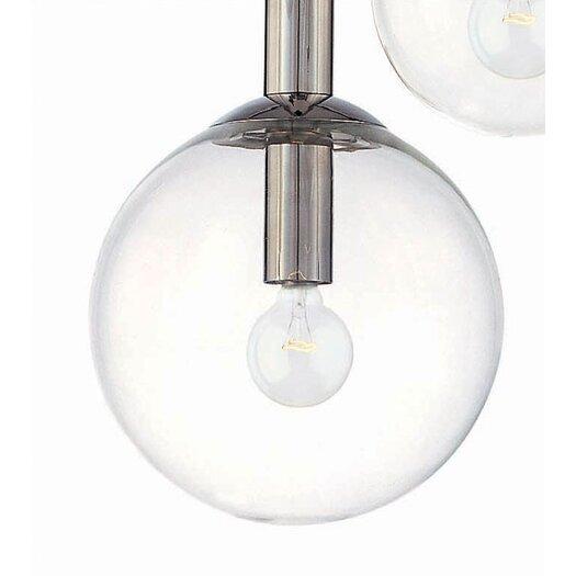 Sonneman Bubbles 3 Light Pendant