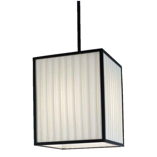 Sonneman Piega 1 Light Pendant
