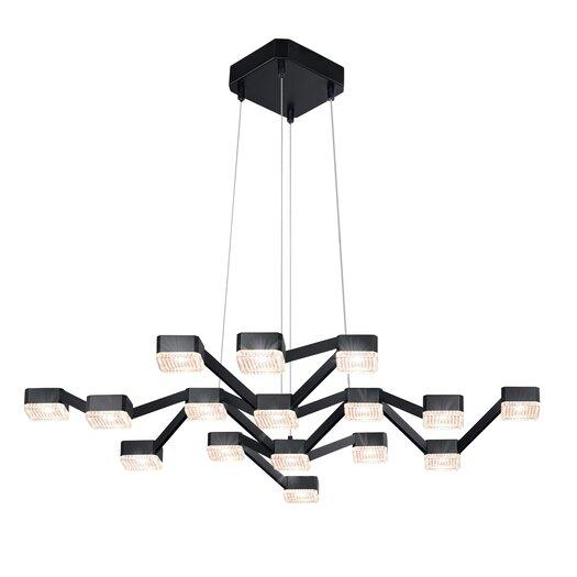 Sonneman Lattice 16 Light Pendant