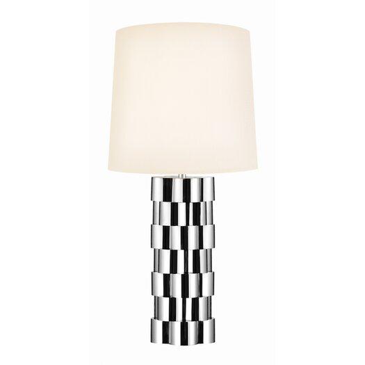 "Sonneman Setai 34"" H Table Lamp with Empire Shade"