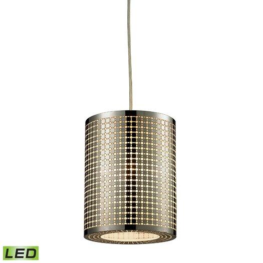 Elk Lighting Lightgrid 1 Light Mini Pendant