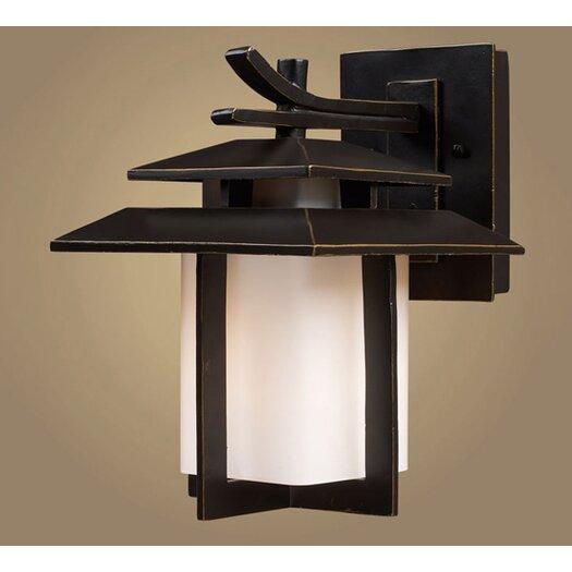 Elk Lighting Kanso 1 Light Wall Lantern