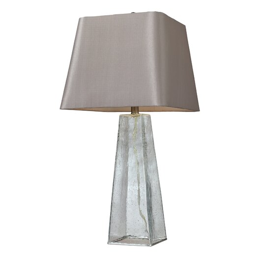 "Elk Lighting Overexposed 30"" H Table Lamp with Empire Shade"