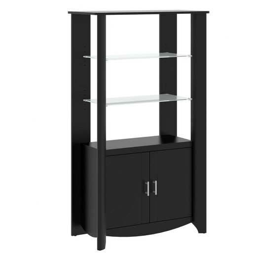 Bush Furniture Aero 2 Door Storage Cabinet