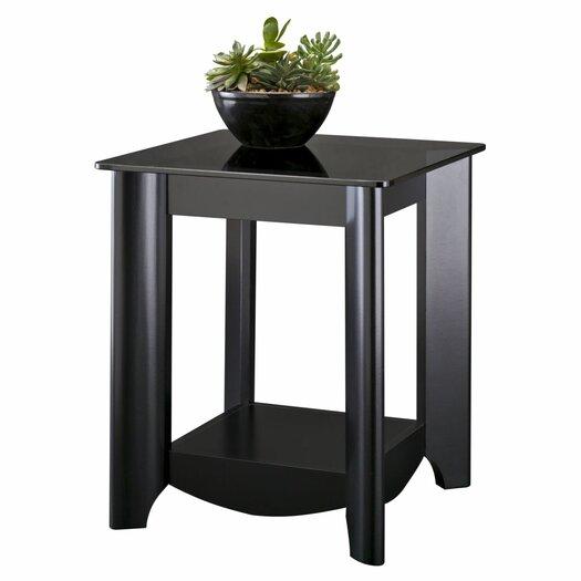 Bush Furniture Aero End Table