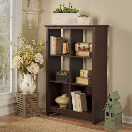 "Bush Furniture Buena Vista 47.8"" Cube Unit"