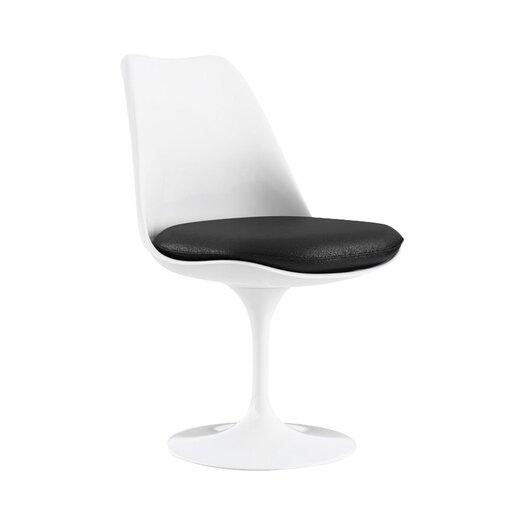 Knoll ® Saarinen Tulip Side Chair with Swivel
