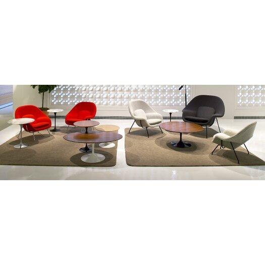 "Knoll ® Saarinen 22.5"" Oval Side Table"