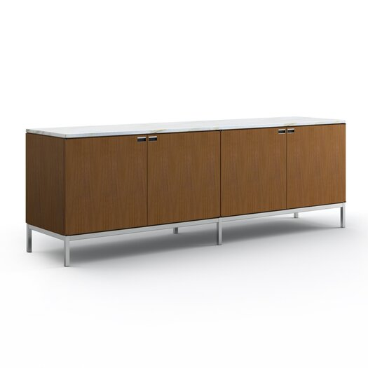 Knoll ® Florence Credenza 4 Position