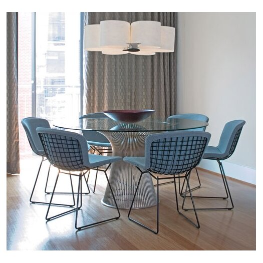 Knoll ® Bertoia Side Chair with Full Cover