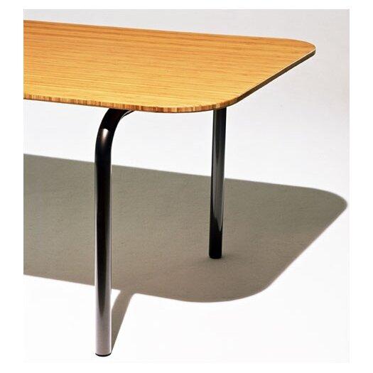 Knoll ® Ross Lovegrove Rectangular Table Desk - Leg Base