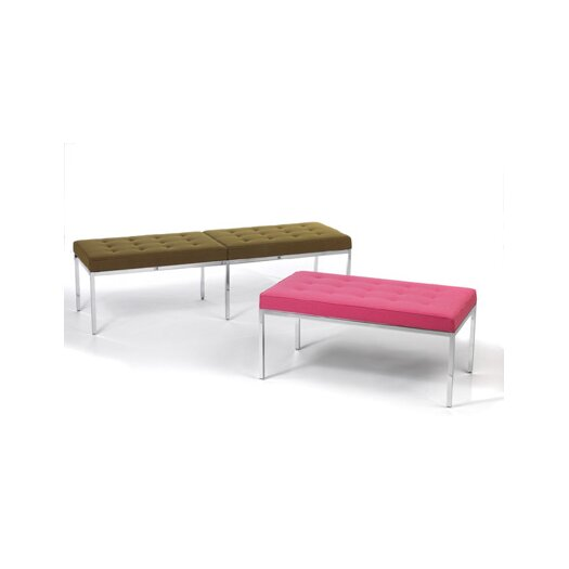 Knoll ® Florence Knoll One Seat Bench