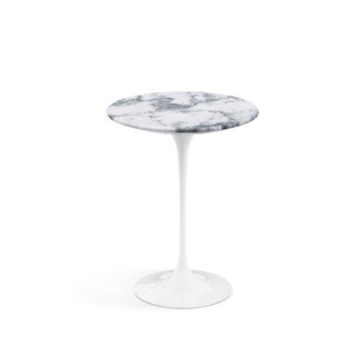 """Knoll ® Saarinen 16.25"""" Round Side Table"""
