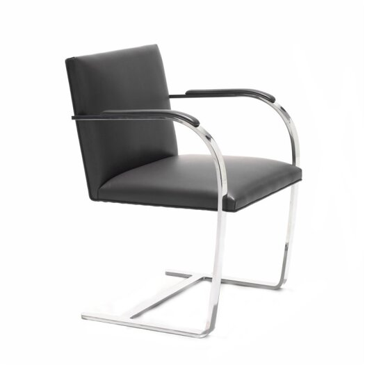 Brno Flat Bar Leather Chair
