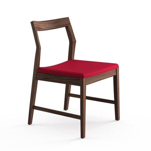 Marc Krusin Armless Side Chair in American Walnut