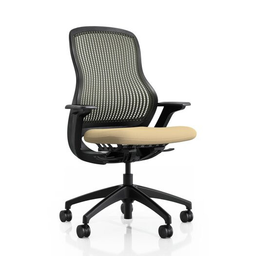 Knoll ® ReGeneration Flex Back Net High Conference Chair