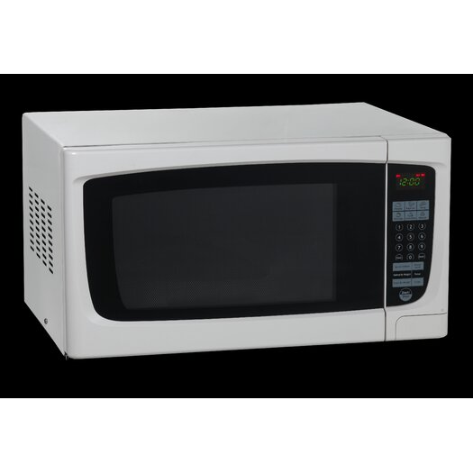 Avanti Products 1.4 Cu. Ft. 1000W Countertop Microwave in White