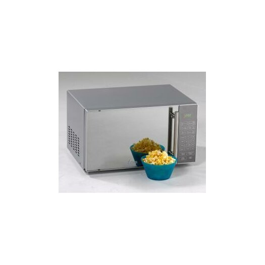 Avanti Products 0.8 Cu. Ft. 700W Countertop Microwave in Silver