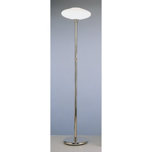 "Robert Abbey Ovo 66"" Arched Floor Lamp"