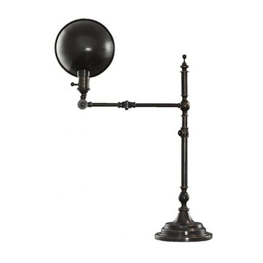 """Robert Abbey Ant Bee Pharmacy 25.75"""" H Table Lamp with Globe Shape"""