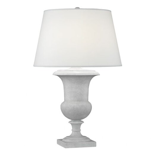 """Robert Abbey Helena 30"""" H Table Lamp with Empire Shade"""