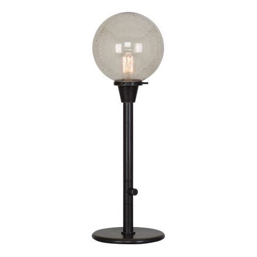 """Robert Abbey Rico Espinet Buster Globe 28.5"""" H Table Lamp with Globe Shade"""