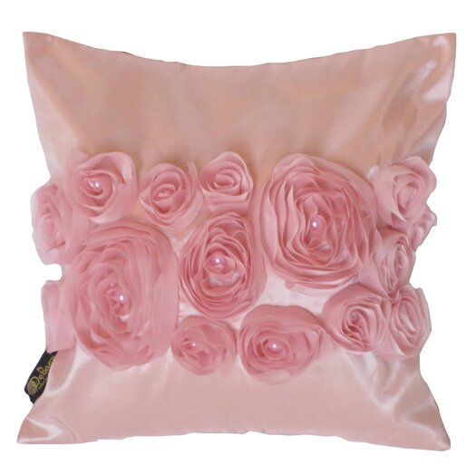 Debage Inc. Spring Flower Throw Pillow