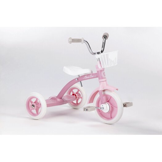 Italtrike Super Lucy Tricycle with Basket