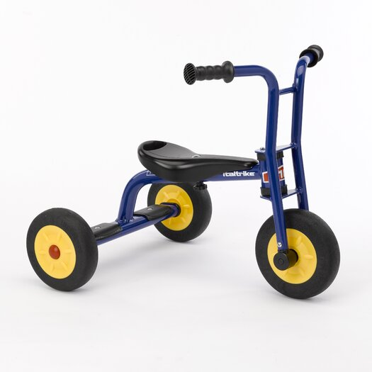 Italtrike Extra Small Tricycle Walker without Pedals
