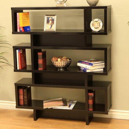 "Mega Home Tier Display Cabinet 53"" Standard Bookcase"